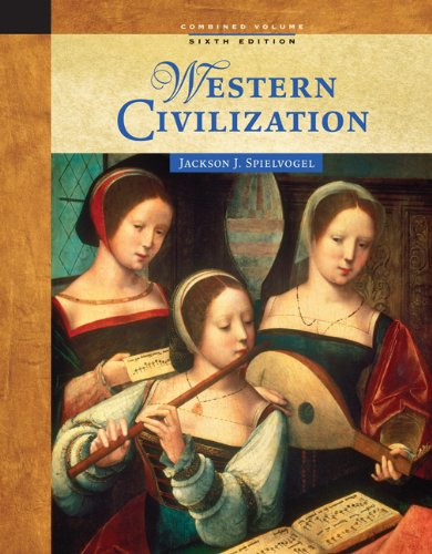 Western Civilization: Combined Volume (Available Titles CengageNOW): Spielvogel, Jackson J.