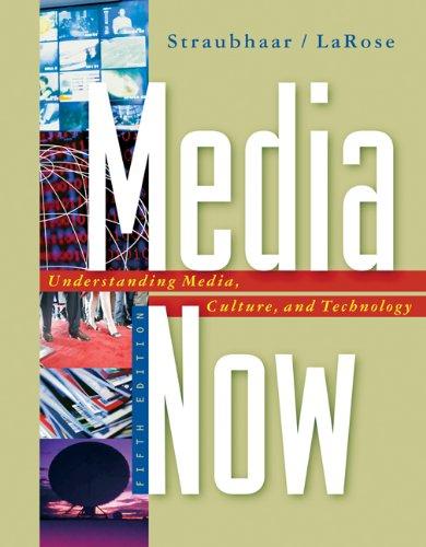 9780534647087: Media Now
