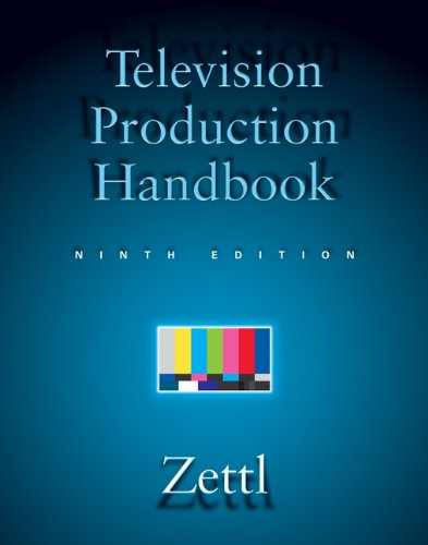 9780534647278: Television Production Handbook (Available Titles CengageNOW)