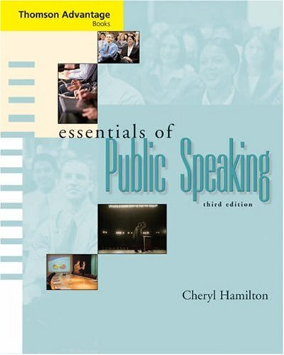 9780534647803: Cengage Advantage Books: Essentials of Public Speaking (with SpeechBuilder Express™ and InfoTrac) (Advantage Series)