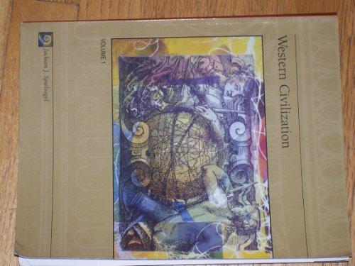 9780534650056: Western Civilization Volume I