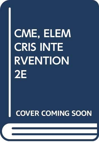 9780534695866: Elements of Crisis Intervention