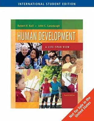 9780534724870: Human Development
