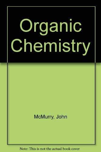 9780534758301: Organic Chemistry