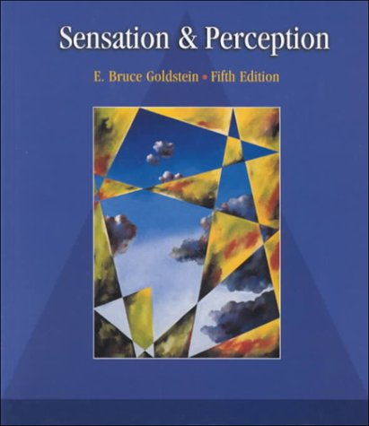 9780534776909: Sensation and Perception