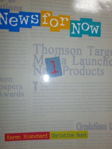 9780534835569: News For Now Book 1