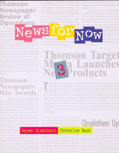 9780534835576: News For Now Student Book 3