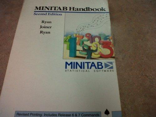 9780534915797: Minitab Handbook