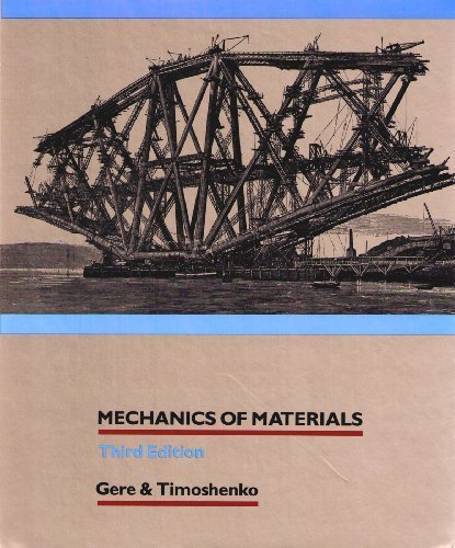 Mechanics of Materials (Pws-Kent Series in Engineering): Gere, James M.,