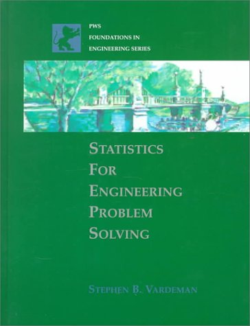 9780534928711: Statistics for Engineering Problem Solving (Electrical Engineering)