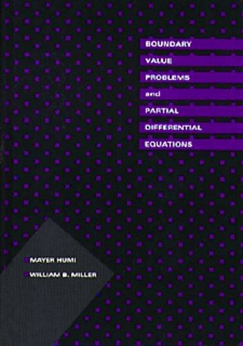 9780534928803: Boundary Value Problems and Partial Differential Equations (Prindle, Weber & Schmidt Series in Mathematics)