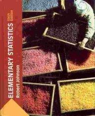 9780534929800: Elementary Statistics (Duxbury Series in Statistics and Decision Sciences)
