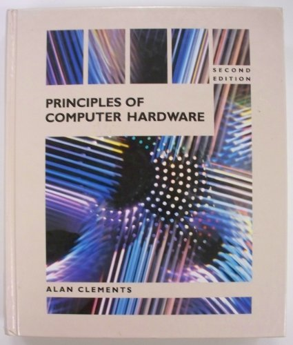 9780534931339: Principles of Computer Hardware