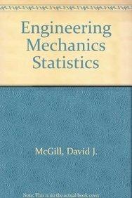 9780534933944: Engineering Mechanics Statistics
