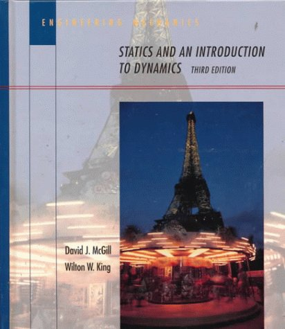 9780534934057: Engineering Mechanics: Statics (Pws Series in Engineering)