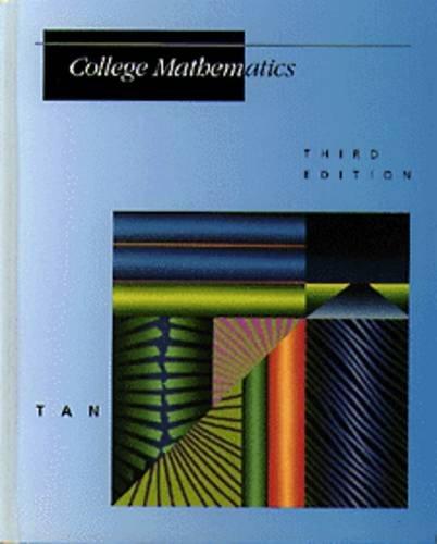 9780534935498: College Mathematics