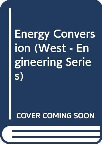 9780534938611: Energy Conversion
