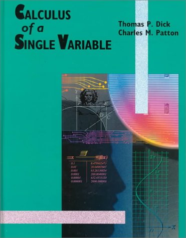 9780534939366: Calculus of a Single Variable