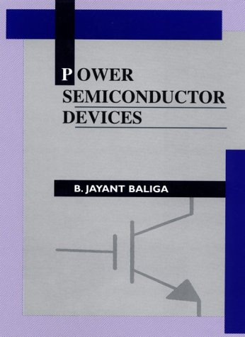 9780534940980: Power Semiconductor Devices (General Engineering)
