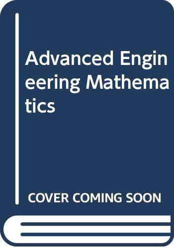 9780534943219: Advanced Engineering Mathematics