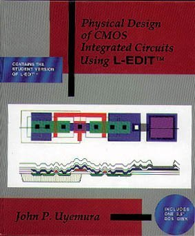 9780534943264: Physical Design of Cmos Integrated Circuits Using L-Edit