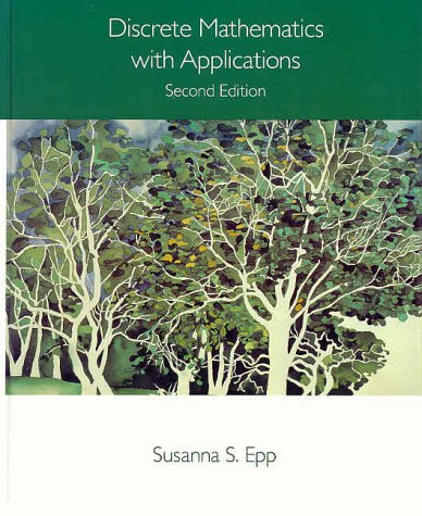9780534944469: Discrete Mathematics with Applications