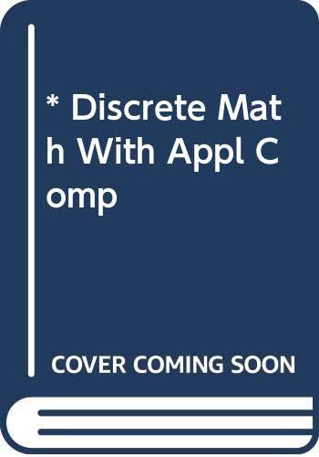 Discrete Mathematics with Applications (Instructor's Manual): Susanna S. Epp