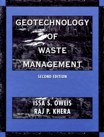 9780534945244: Geotechnology of Waste Management