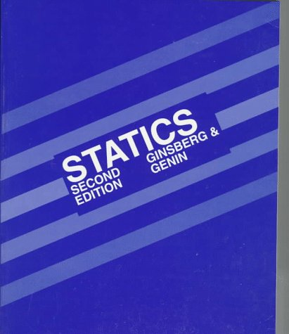 Statics: Ginsberg, Jerry H.;
