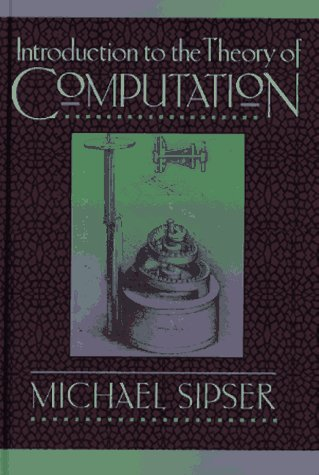 9780534947286: Introduction to the Theory of Computation
