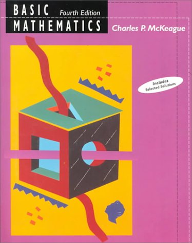 9780534947705: Basic Mathematics