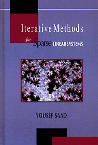 9780534947767: Iterative Methods for Sparse Linear Systems (The Pws Series in Computer Science)