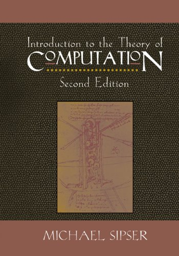 9780534950972: Introduction to the Theory of Computation
