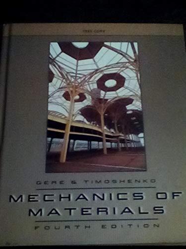 9780534951023: Mechanics of Materials