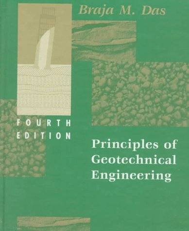9780534951795: The Principles of Geotechnical Engineering (Pws Series in Civil Engineering)