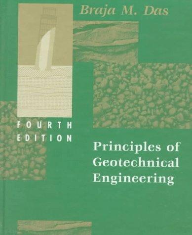 9780534951795: Principles of Geotechnical Engineering