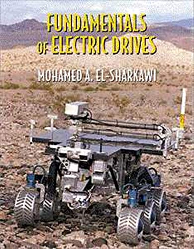 9780534952228: Fundamentals of Electric Drives (Electrical Engineering)