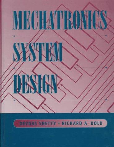 9780534952853: Mechatronics System Design