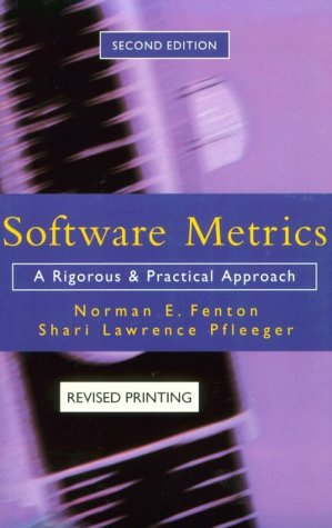 9780534954253: Software Metrics: A Rigorous Approach