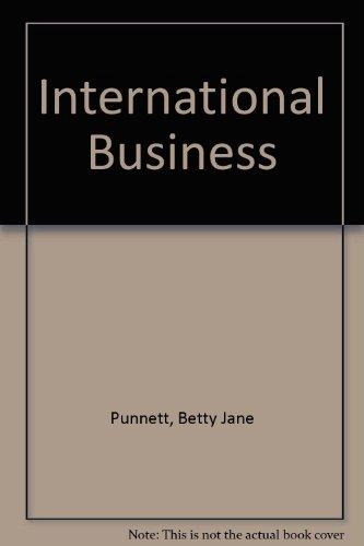 International Business: Ricks, David A.,