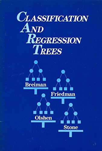 9780534980542: Classification and Regression Trees