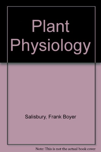 9780534981174: Plant Physiology