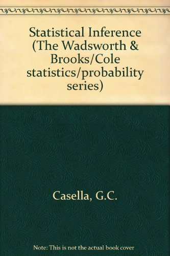 9780534981709: Statistical Inference