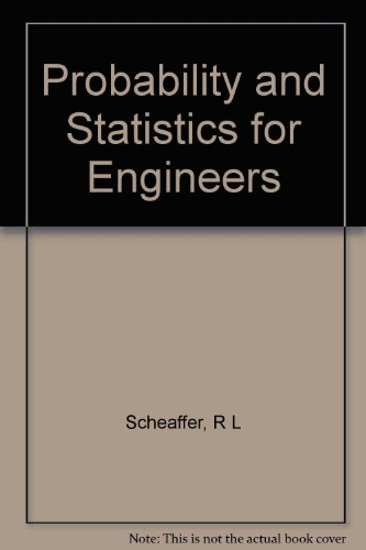 9780534982164: Probability and Statistics for Engineers