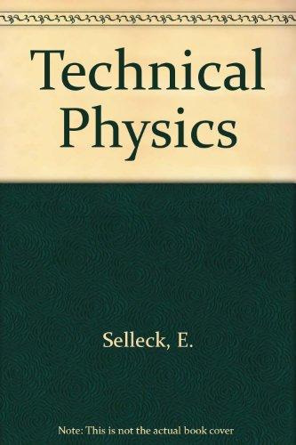 9780534984892: Technical Physics