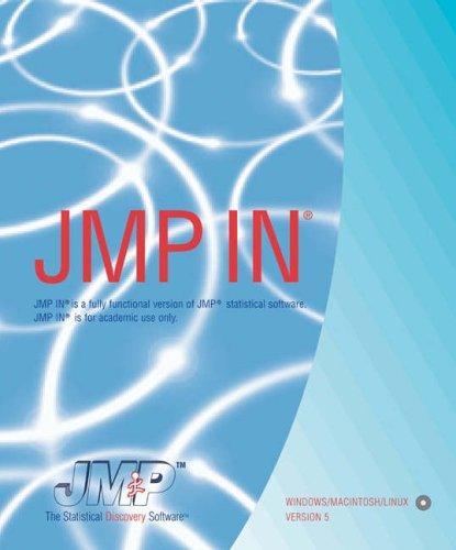 9780534997472: Jmp-in 5.1