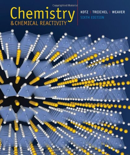 9780534997663: Chemistry And Chemical Reactivity
