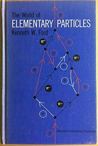 9780536001702: World of Elementary Particles