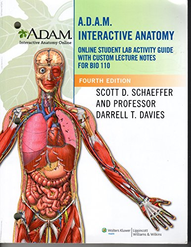 9780536012890: Lab manual for BIO 110: Anatomy and physiology : Kalamazoo Valley Community College
