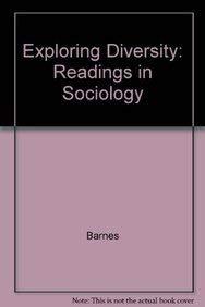 9780536015808: Exploring Diversity: Readings in Sociology